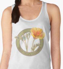 Grass Valley Poppy Women's Tank Top