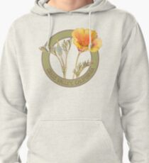 Grass Valley Poppy Pullover Hoodie