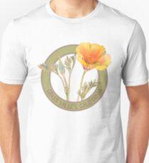 Grass Valley Poppy Unisex T-Shirt