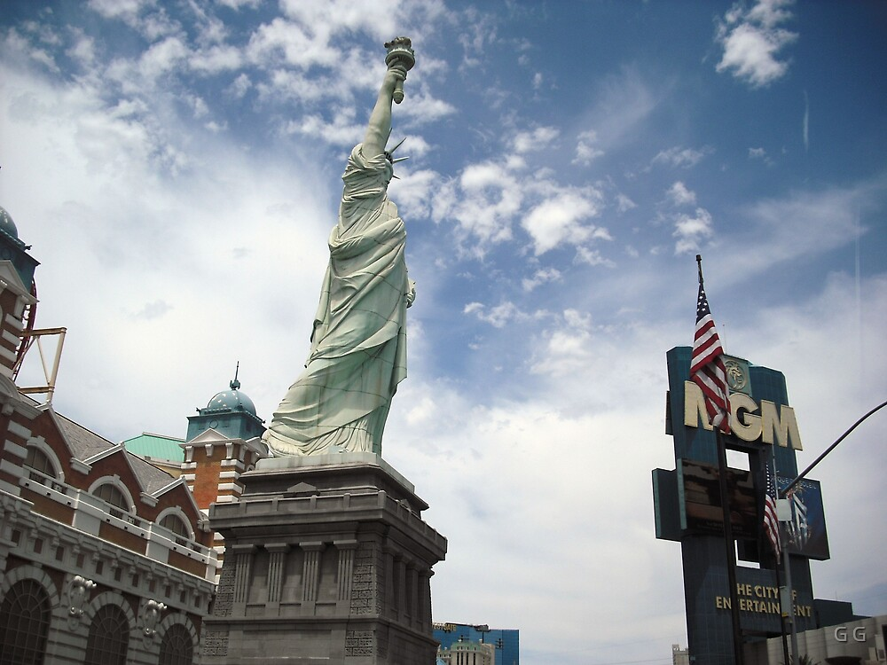 New York and MGM by G G