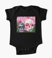 """Skulls and roses  """"I'm watching you"""" Kids Clothes"""
