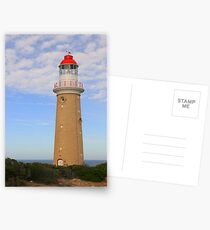 """""""Cape du Couedic Lighthouse"""" Postcards"""