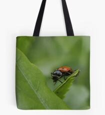I have arrived to dine! Hedger Photography All Rights Reserved 2009; La Mirada, CA USA Tote Bag