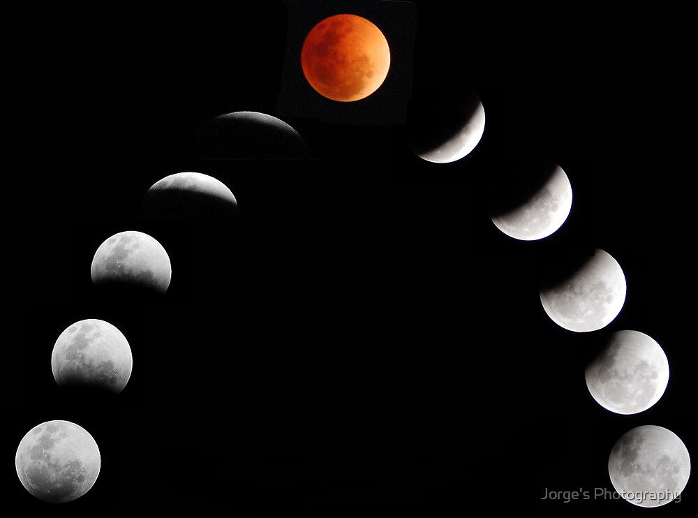 Eclipse by Jorge's Photography