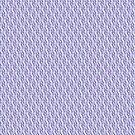twisting strands purple by inkletween