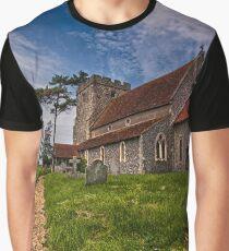 St Andrew Beddingham Graphic T-Shirt