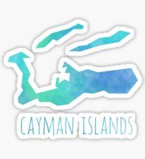 Cayman Islands Sticker