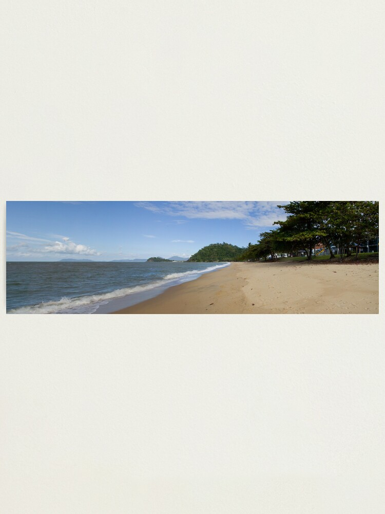 Alternate view of Trinity Beach Photographic Print