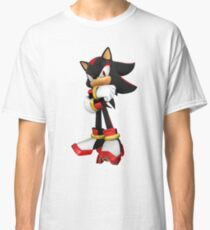 Shadow the Hedgehog - Crossed Arms Classic T-Shirt