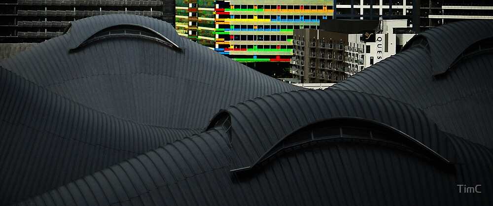 Southern Cross Railway Station by TimC