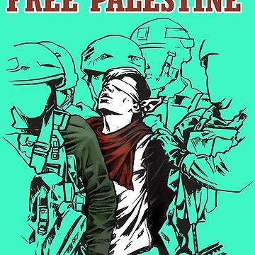 FREE PALESTINE by darweeshq