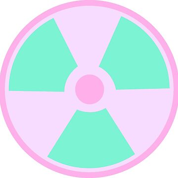 radioactive cute by oddishes