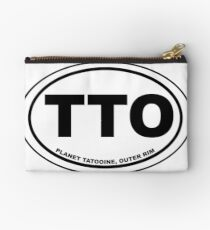 Tatooine Destination Studio Pouch
