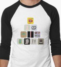 Steely Dan Discographie Baseballshirt mit 3/4-Arm