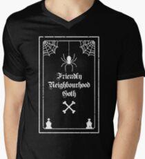 Friendly Neighbourhood Goth Men's V-Neck T-Shirt