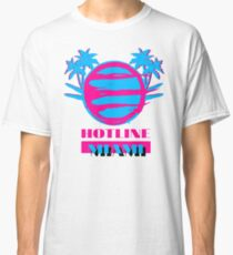 Hotline Miami: Vice Classic T-Shirt