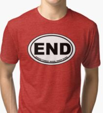 Endor Destination Tri-blend T-Shirt