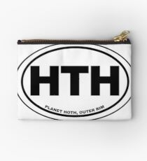 Hoth Destination Studio Pouch