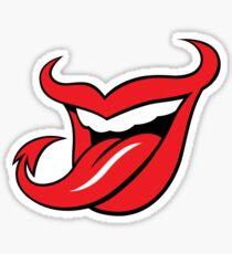 Speak of the Devil Sticker