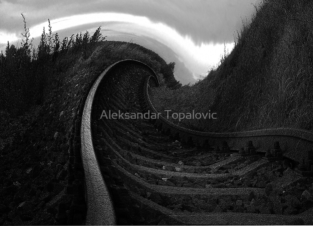 Twist and Turn by Aleksandar Topalovic