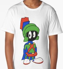 The man with the ray gun Long T-Shirt
