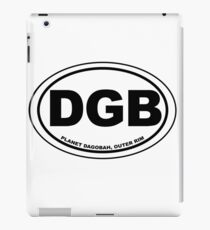 Dagobah Destination iPad Case/Skin