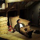 Chris Reeve by Stevemckinnis