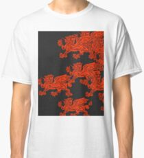 Red hearth Classic T-Shirt