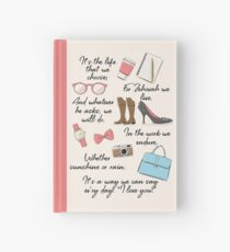 The Life of a Pioneer (For Her) Hardcover Journal