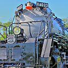 Big Boy X4023 by Tim Wright