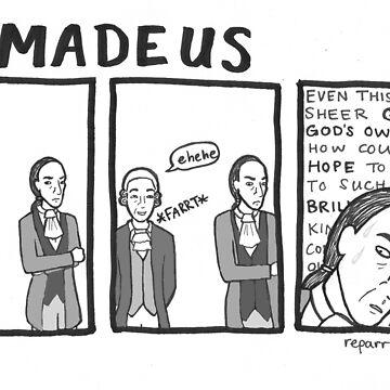 Amadeus by reparrish