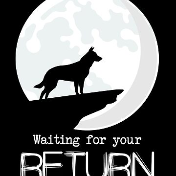 Waiting for return by Lumio