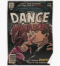 Dance Macabre - Ghost Comic Series Poster