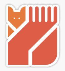 Forest spirit - Fox Sticker