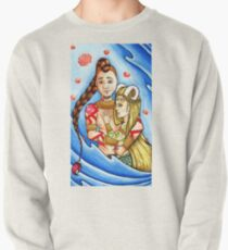 Cancer and Capricorn Pullover