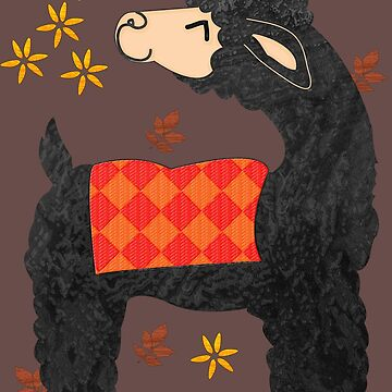 alpaca by Sancreoto