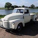 1950 Chevy Truck by Stevemckinnis