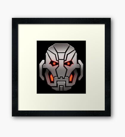 ULTRONFORMERS Framed Print