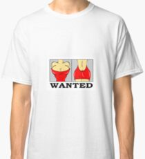 Sexy and naughty - humoristic illustration Classic T-Shirt
