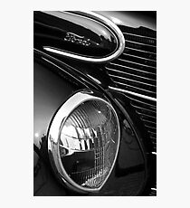 1939 Ford Coupe Photographic Print