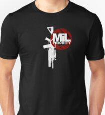 MILpriority  Unisex T-Shirt