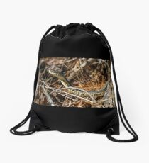 Slither Drawstring Bag