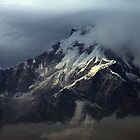Base of Machapuchare ~ Nepal by Richard  Stanley