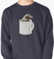 Cup O' Hokusai Pullover Sweatshirt
