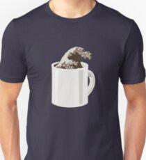 Cup O' Hokusai Unisex T-Shirt