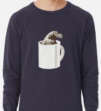 Cup O' Hokusai Lightweight Sweatshirt