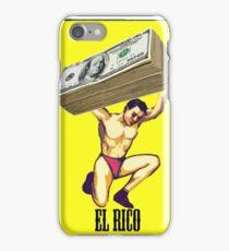 El Rico Loterìa Loteria  iPhone Case/Skin