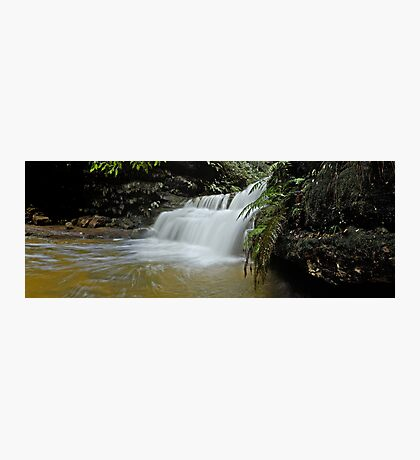 Terrace Falls Tranquility Photographic Print