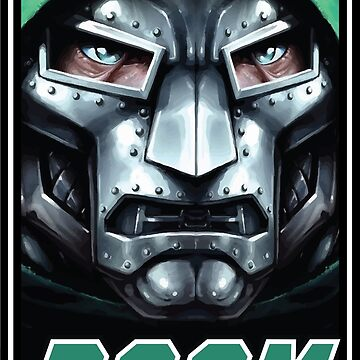 Doctor Doom by S3NTRYdesigns