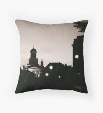 Leiden At Dusk XVIII Throw Pillow
